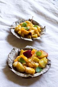 fruit-chaat