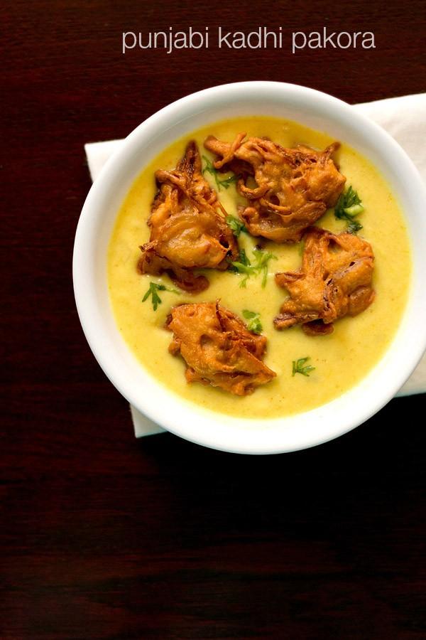 punjabi-kadhi-pakora-recipe-easy